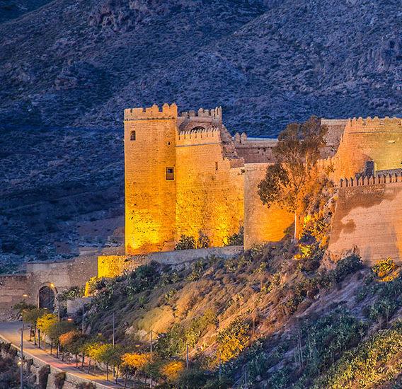 almeria-alcazaba